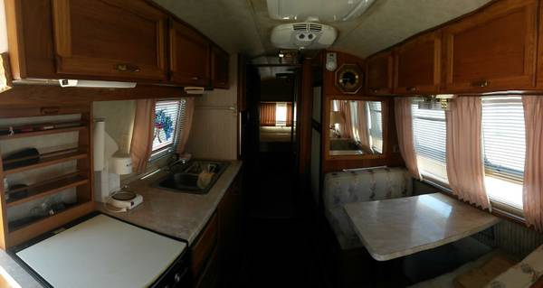 1984 Airstream Excella 34FT Travel Trailer For Sale in ...