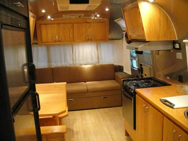 2012 Airstream Bambi Sport 22ft Travel Trailer For Sale In