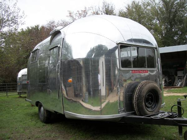 1959 Airstream Bambi 18ft Travel Trailer For Sale In New