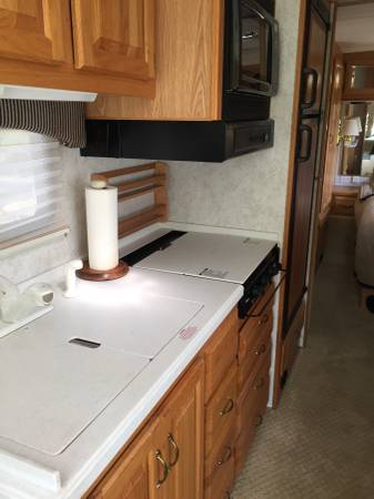 2004 Airstream Land Yacht 32FT Motorhome For Sale in ...