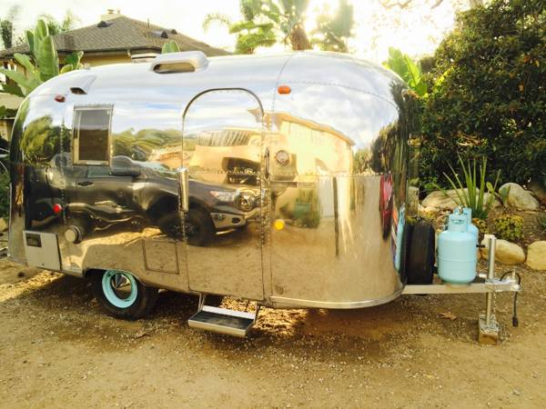 1968 Airstream Caravel 17ft Travel Trailer For Sale In