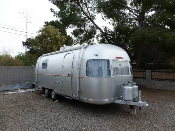 1972 Airstream Argosy 24FT Travel Trailer For Sale in Phoenix, AZ