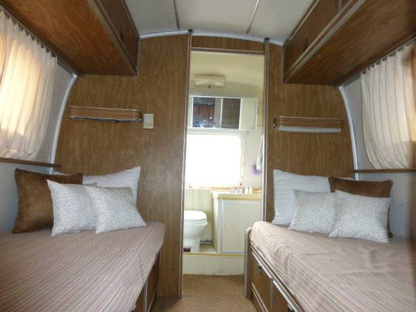 1972 Airstream Argosy 24ft Travel Trailer For Sale In