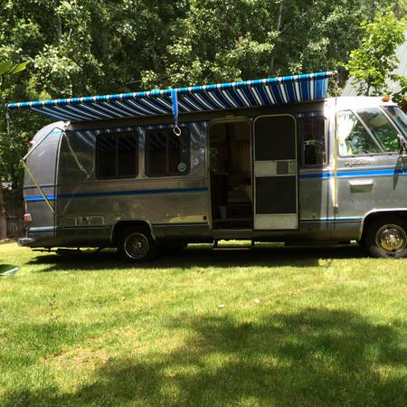 1979 Airstream Excella 24FT Motorhome For Sale in San ...