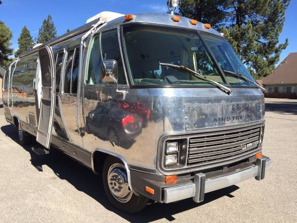 1984 Airstream RV 31FT Motorhome For Sale in Fremont, CA