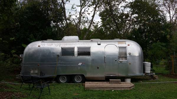 Campers For Sale In Ga >> 1968 Airstream Overlander 26FT Travel Trailer For Sale in ...