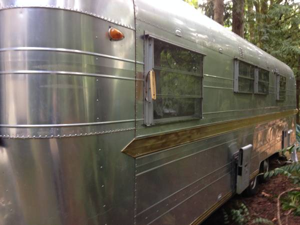 1965 Airstream Streamline 28ft Travel Trailer For Sale In