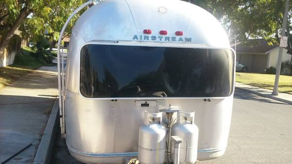 1972 Airstream Land Yacht Travel Trailer For Sale in ...