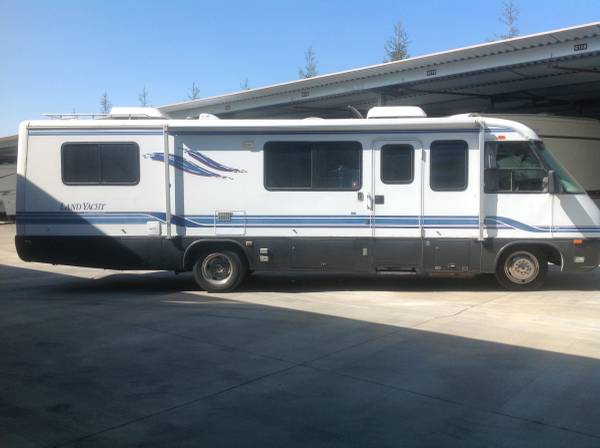1996 Airstream Land Yacht 30FT Motorhome For Sale in ...