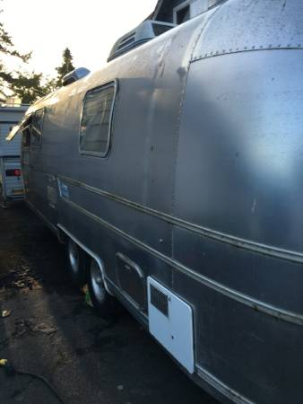 1977 Airstream International 27ft Travel Trailer For Sale