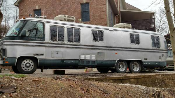 1986 Airstream For Sale - RVs: Trailers, Motorhomes, Camper