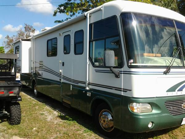 Airstream Dealers Florida >> 1999 Airstream Land Yacht 35.5FT Motorhome For Sale in Hudson, FL