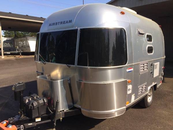 2012 Airstream International 16ft Travel Trailer For Sale