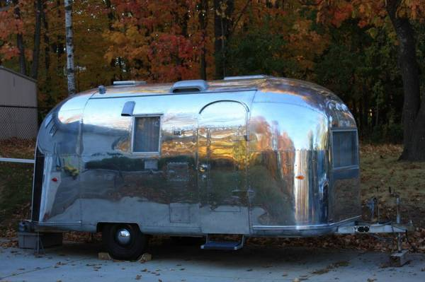 1975 Airstream Argosy 26FT Travel Trailer For Sale in ...