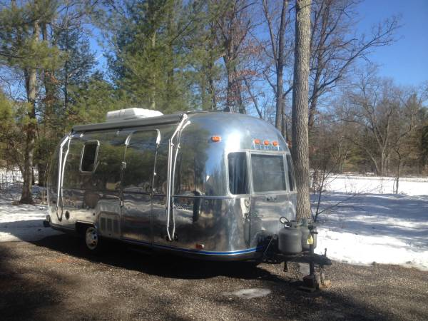 1980 Airstream Caravelle 20FT Travel Trailer For Sale in