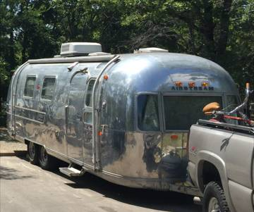 1989 Airstream Limited Edition 34FT Triple Axle For Sale ...