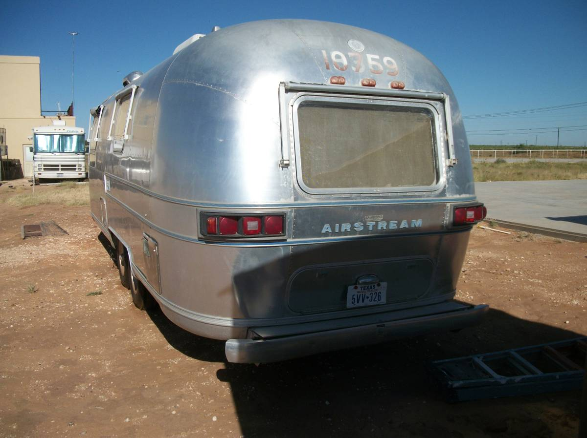 1975 Airstream Land Yacht 27ft Travel Trailer For Sale In
