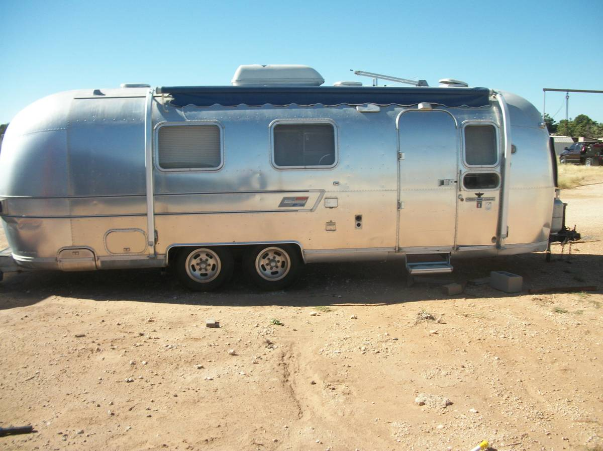 1975 Airstream Land Yacht 27FT Travel Trailer For Sale in ...
