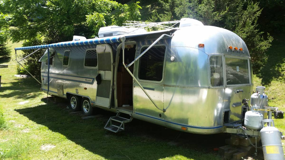 1979 Airstream Sovereign 31FT Travel Trailer For Sale in Tri
