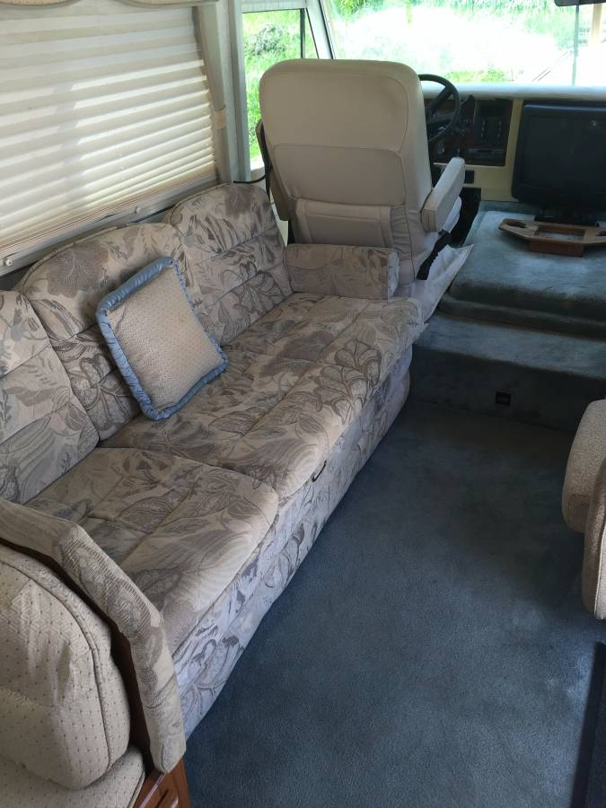 1998 Airstream Land Yacht 33ft Motorhome For Sale In
