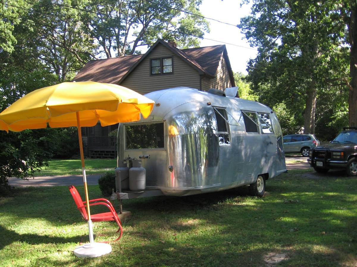 1965 Airstream Globetrotter Travel Trailer For Sale in St ...