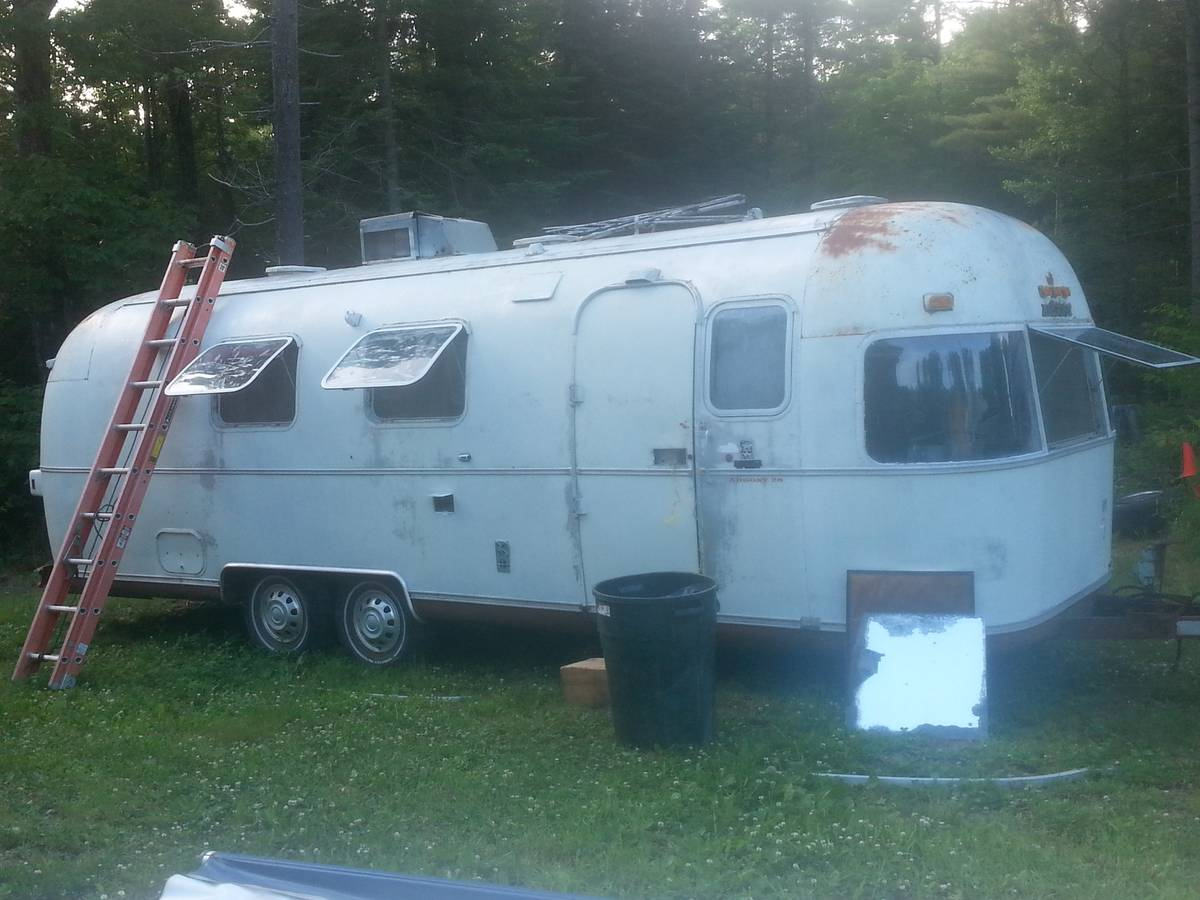 Airstream RV For Sale in Maine - Trailers, Motorhomes, Campers
