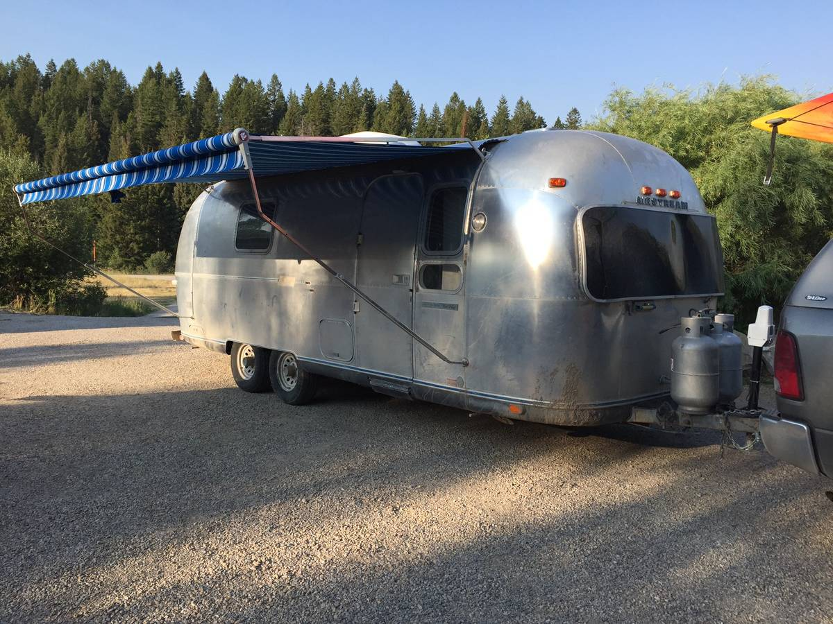 1965 Airstream For Sale - RVs: Trailers, Motorhomes, Camper