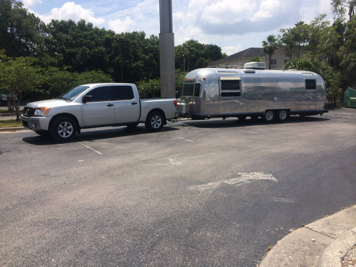 1975 Airstream Land Yacht 29FT Travel Trailer For Sale in ...