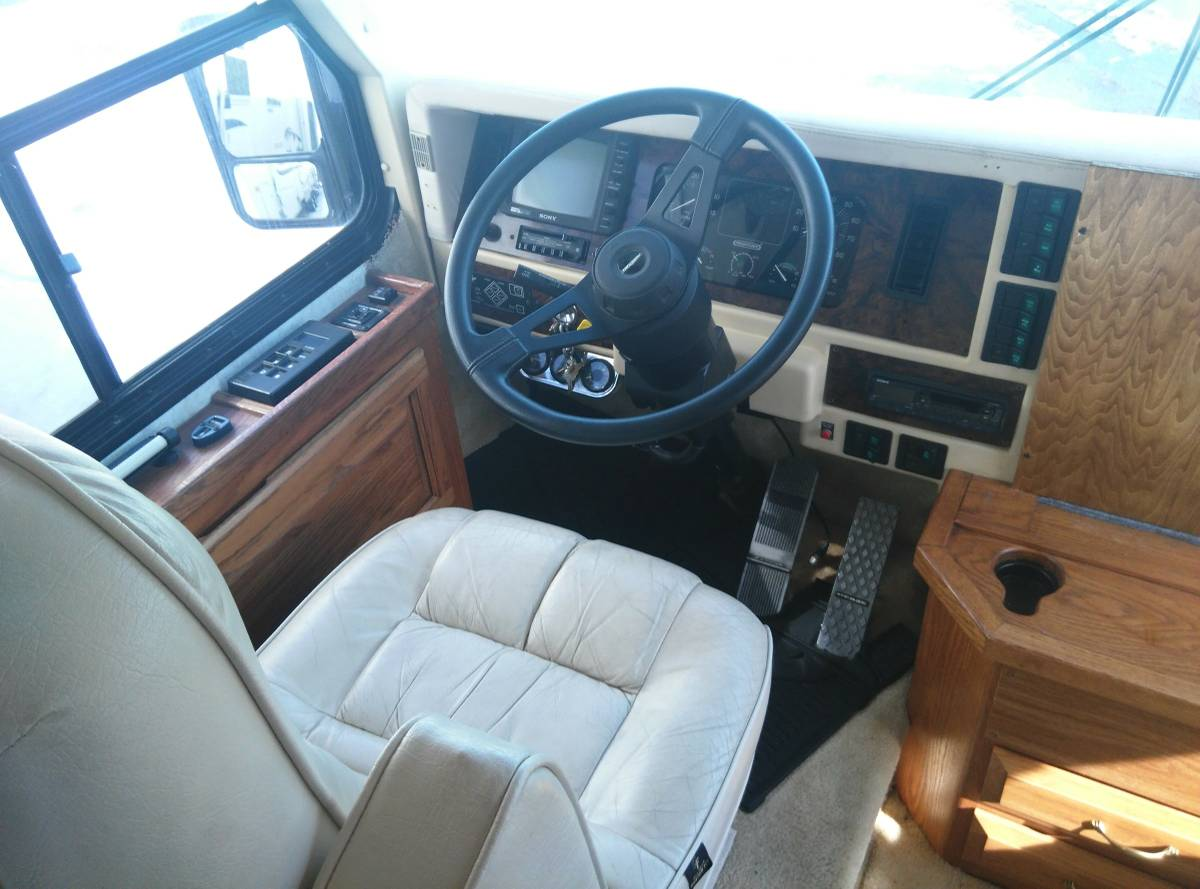 1997 Airstream Land Yacht 35 Ft Motorhome For Sale In