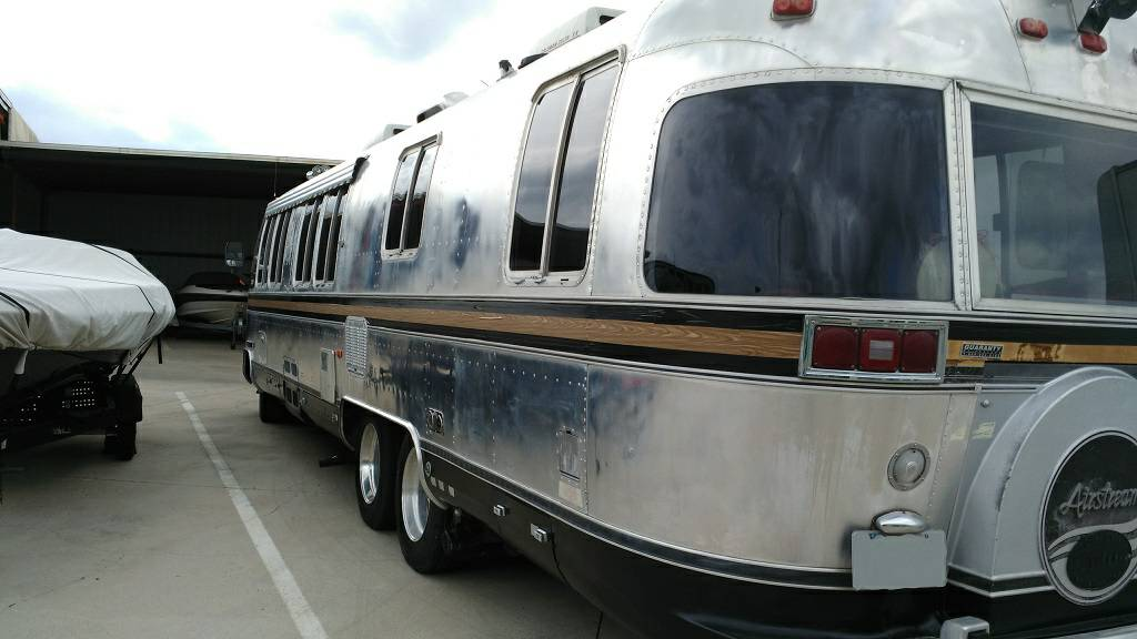 1988 Airstream Motorhome W Chevy 454 For Sale In Dallas
