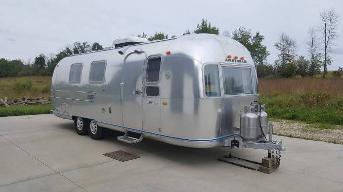 1972 Airstream For Sale Rvs Trailers Motorhomes Camper Vans Usa