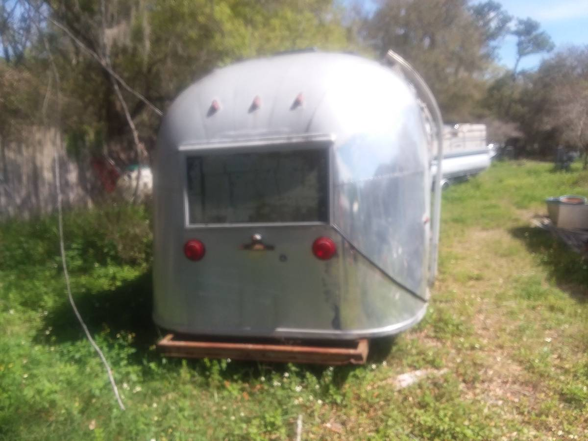 1963 Airstream Land Yacht 24FT Trailer For Sale in Wesley ...