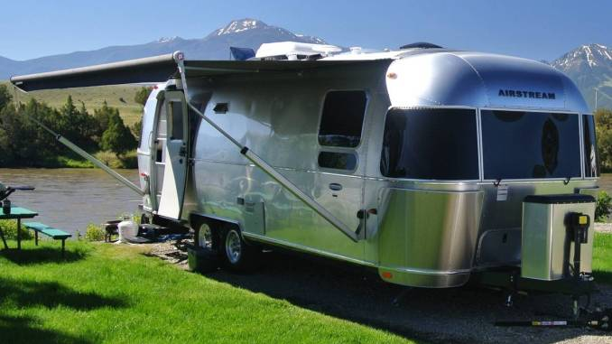 Airstream RV For Sale in Montana - Trailers, Motorhomes, Campers