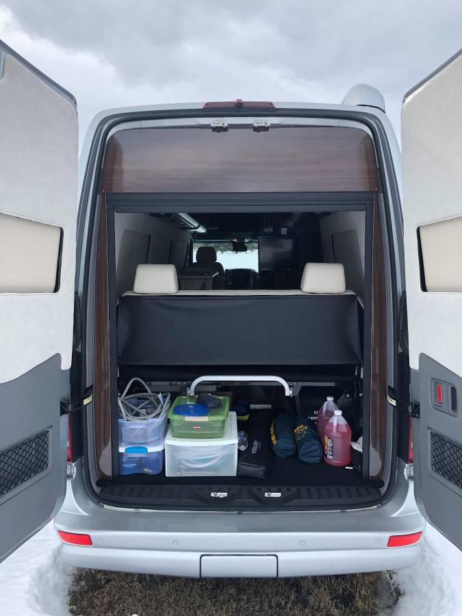 2018 Airstream Interstate 3500 25FT Camper For Sale in ...
