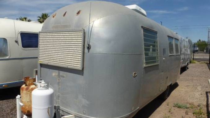 1963 Airstream For Sale - RVs: Trailers, Motorhomes, Camper