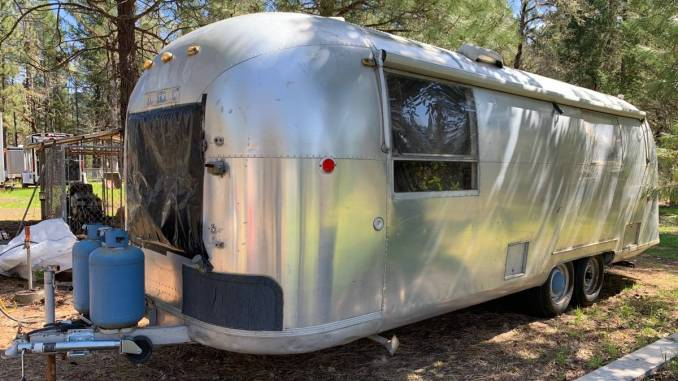 1968 Airstream For Sale - RVs: Trailers, Motorhomes, Camper