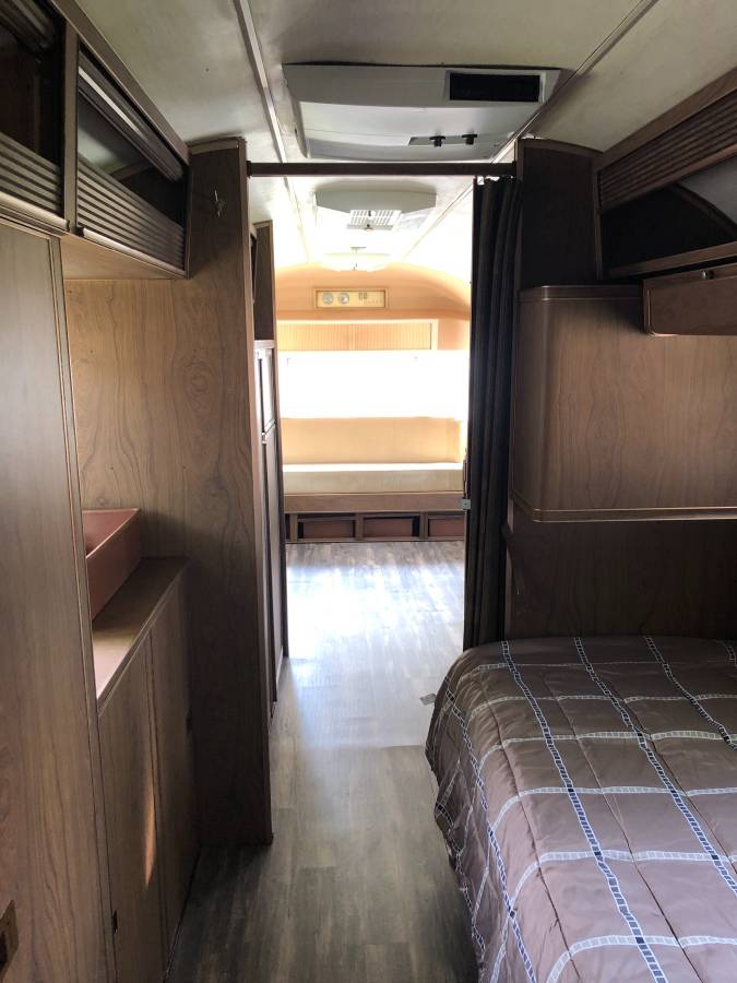 1972 Airstream Ambassador 29ft Travel Trailer For Sale In
