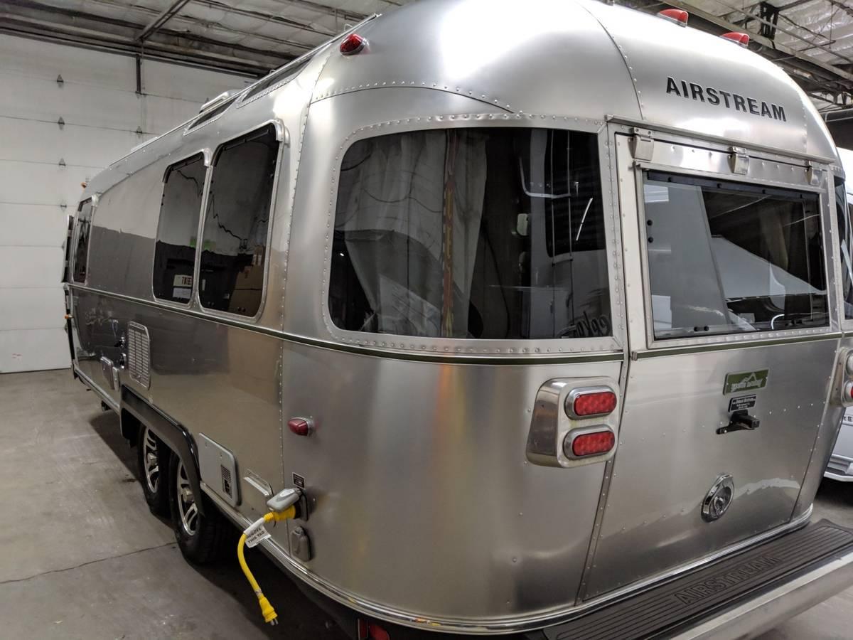 2012 Airstream Eddie Bauer Travel Trailer For Sale in ...