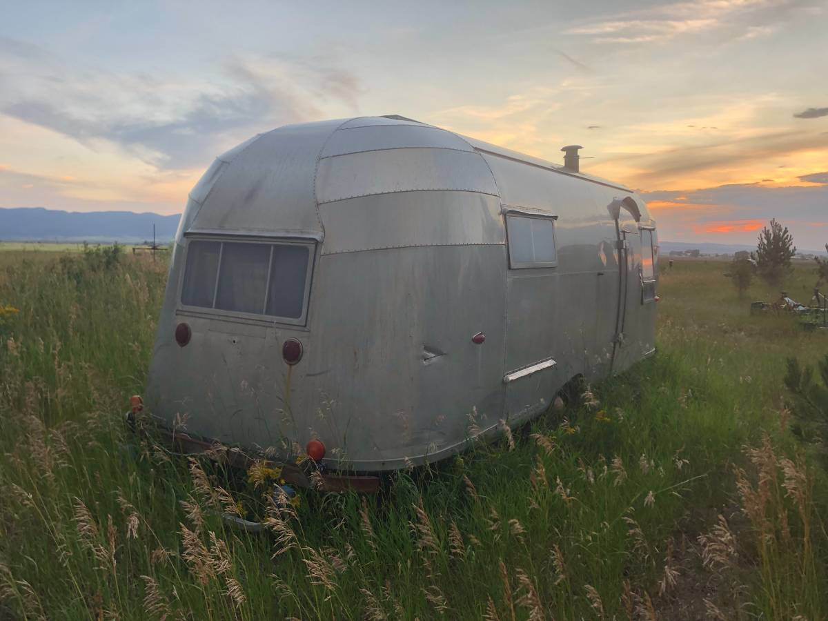 1957 Airstream Flying Cloud 22ft Trailer For Sale In Jackson Id If you're looking for the best trails around. airstreamforsale com