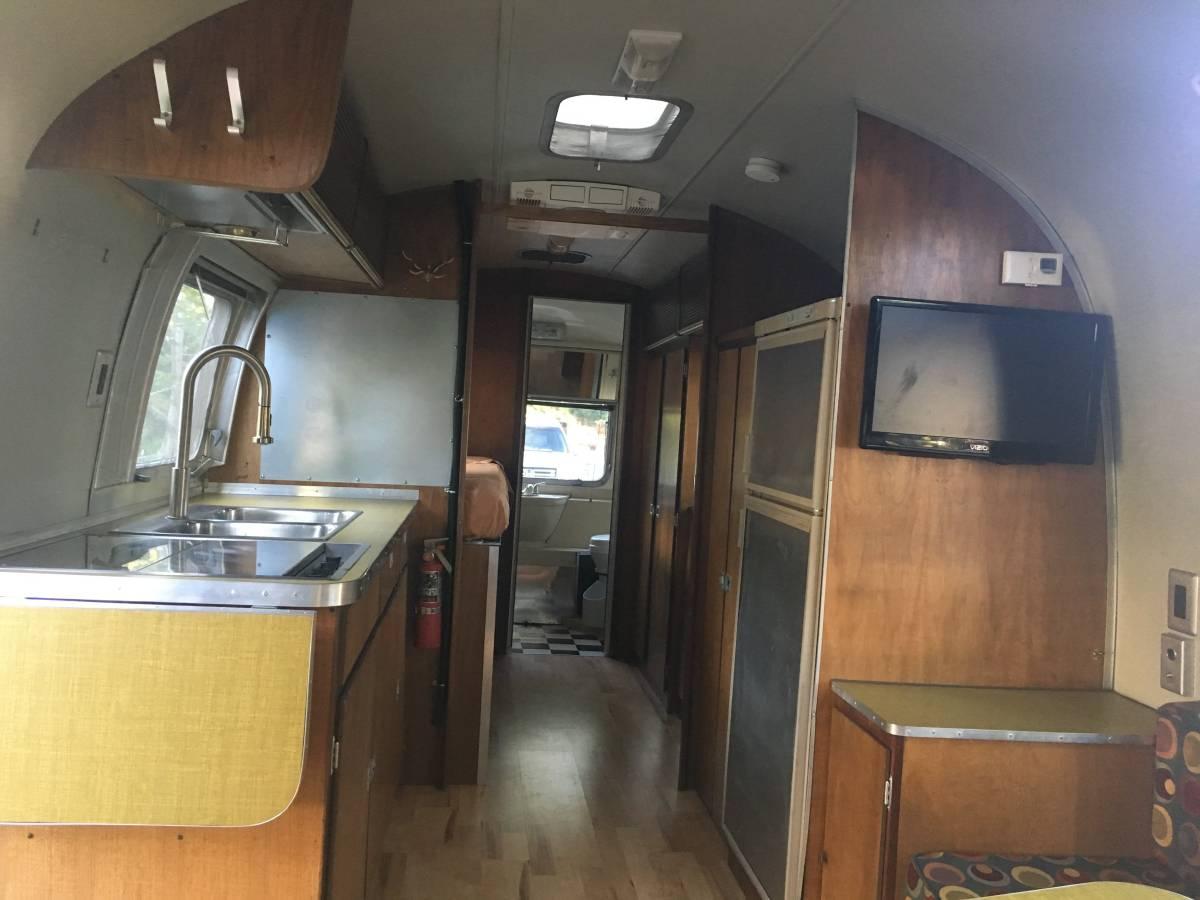 1970 Airstream Overlander 27FT Trailer For Sale in Bozeman, MT