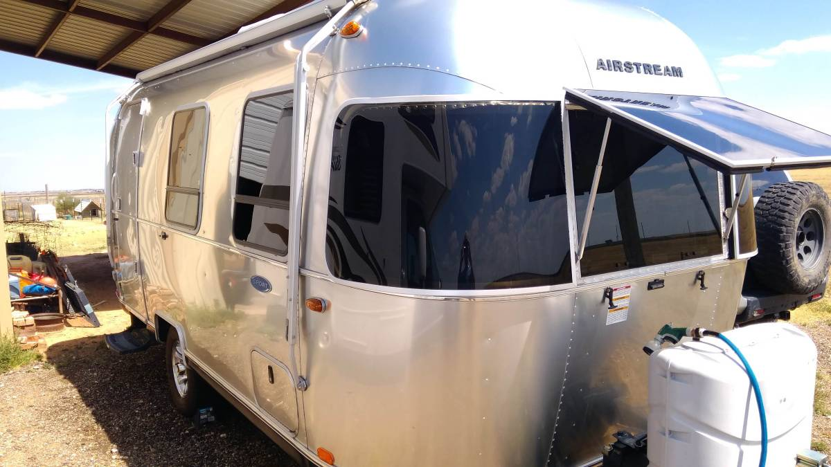 2016 Airstream Sport 22FT Travel Trailer For Sale in ...
