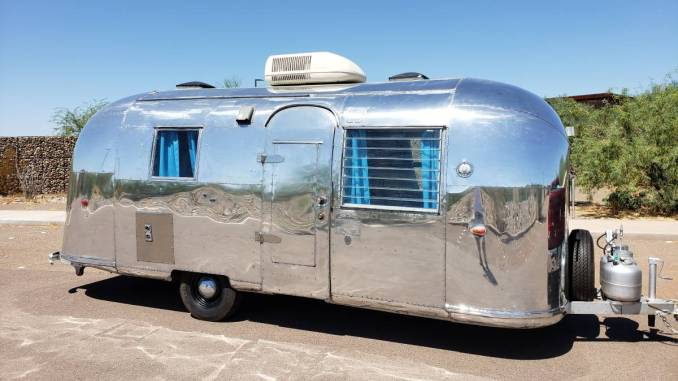 1967 Airstream For Sale Rvs Trailers Motorhomes