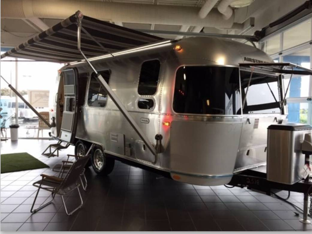 2020 Airstream Globetrotter 23FT Travel Trailer For Sale ...