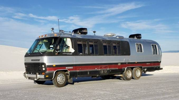 1991 Airstream Classic 350le Class A Motorhome For Sale In