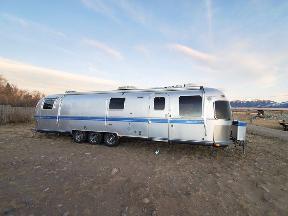 1990 Airstream Excella 34FT Travel Trailer For Sale in ...