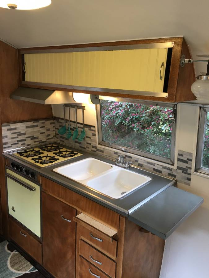 1959 Airstream Land Yacht 24FT Travel Trailer For Sale in ...
