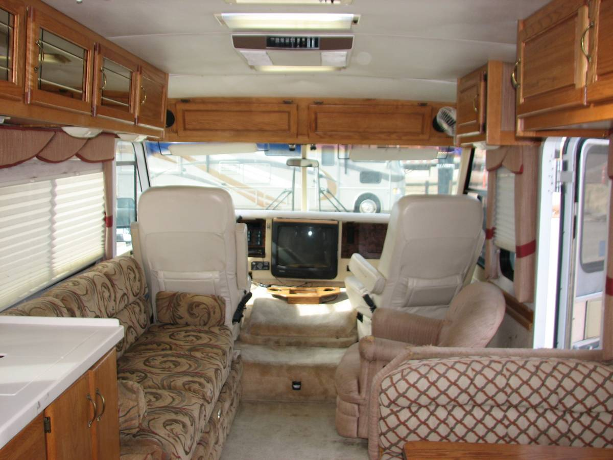1998 Airstream Land Yacht Project Motorhome For Sale in ...