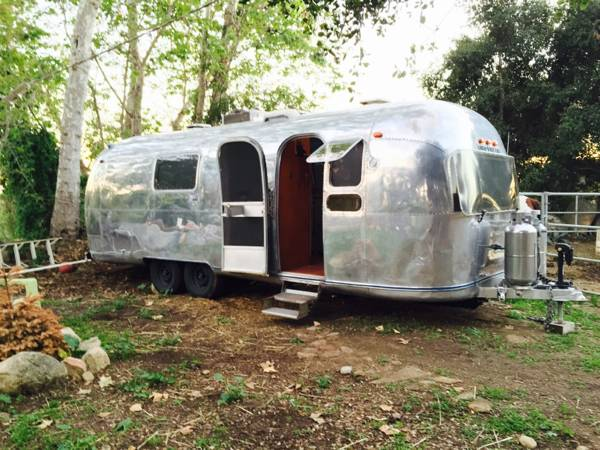 1969 Airstream Land Yacht 27ft Travel Trailer For Sale In