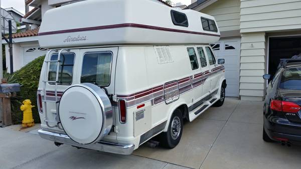 1991 Airstream Class B 19FT Motorhome For Sale in Irvine, CA
