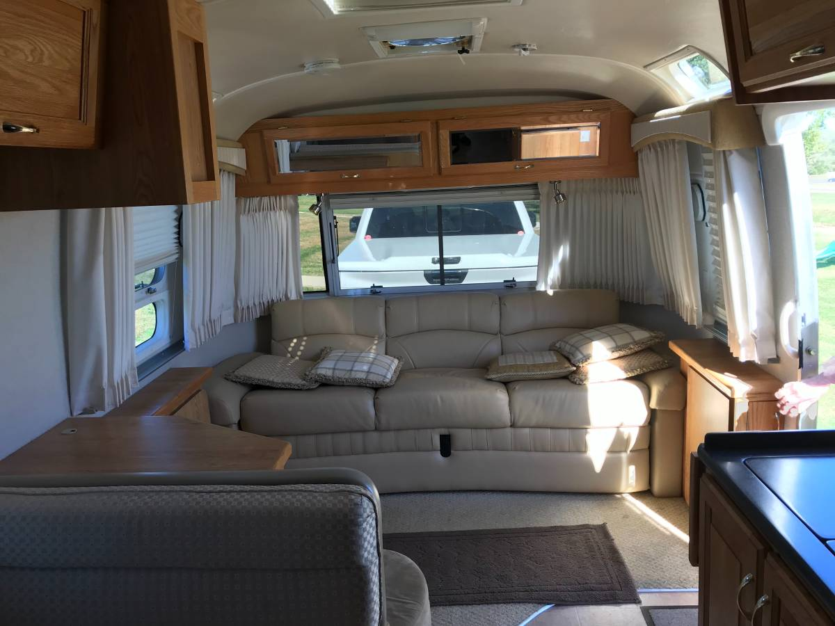 2006 Airstream Classic 30FT Travel Trailer For Sale in ...